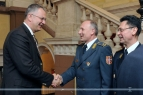 Formal reception on the occasion of the Day of the Military Intelligence Agency
