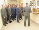 Načelnik Generalštaba Vojske Srbije u poseti Vojnoobaveštajnoj agenciji