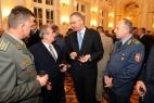 Svečani prijem povodom 5. konferencije izaslanika odbrane Republike Srbije