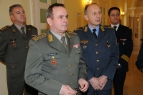Chief of the General Staff of the Serbian Armed Forces in a working visit to the Military Intelligence Agency