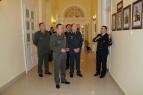Načelnik Generalštaba Vojske Srbije u radnoj poseti VOA