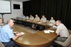 Nove diplomatske predstavnike Ministarstva odbrane i Vojske Srbije primio načelnik generalštaba general potpukovnik Miloje Miletić